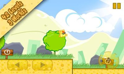 Download CheeseMan Android free game.