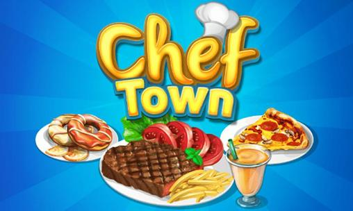 Chef town: Cook, farm and expand poster