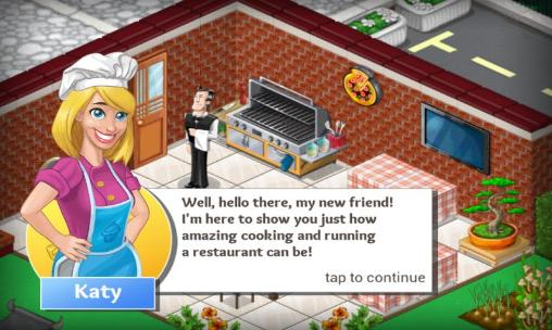 Chef town: Cook, farm and expand screenshot 1