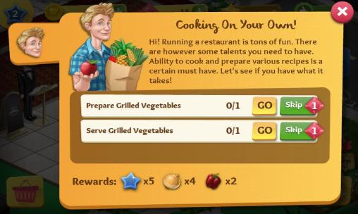 Chef town: Cook, farm and expand screenshot 3