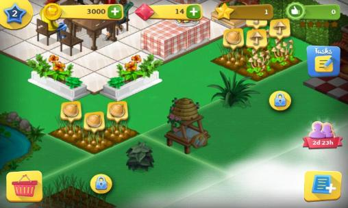 Chef town: Cook, farm and expand screenshot 4