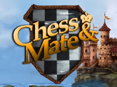 Chess and mate poster