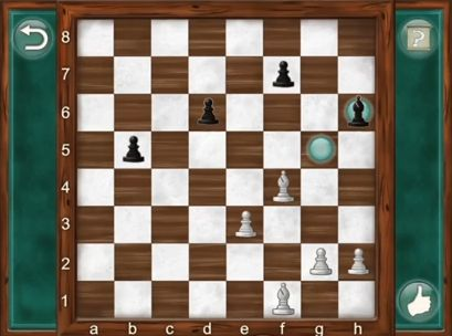 Capturas de pantalla de Chess and mate para tabletas y teléfonos Android.