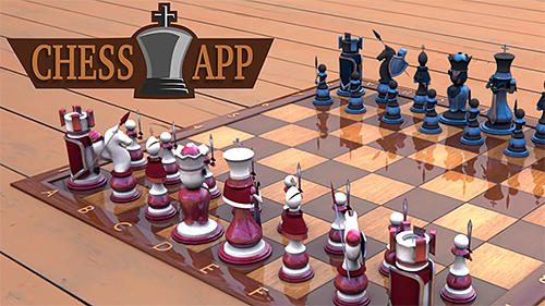 Chess app pro poster