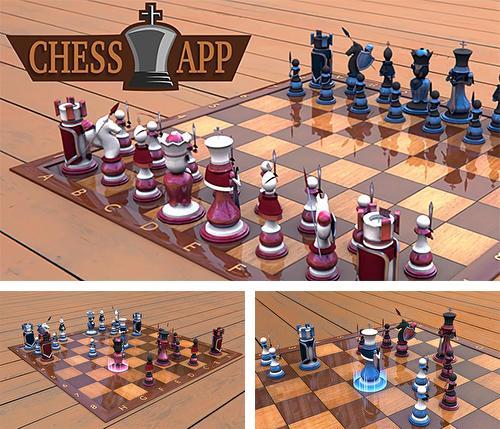 jogo de xadrez para celular nokia