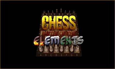 Chess Battle of the Elements
