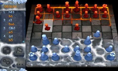 Chess Battle of the Elements скриншот 2