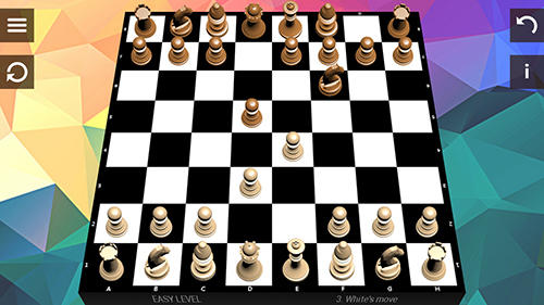 Screenshots of the Chess by Chess prince for Android tablet, phone.