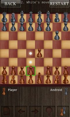 Screenshots von Chess Chess für Android-Tablet, Smartphone.