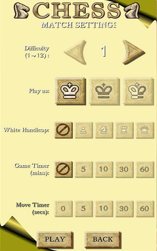 Chess master screenshot 1