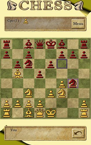 Screenshots do Chess master - Perigoso para tablet e celular Android.