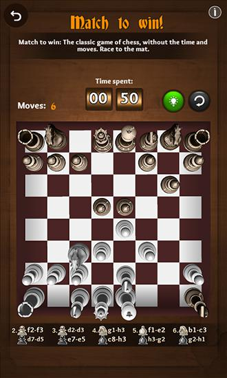 Screenshots von Chess master 3D für Android-Tablet, Smartphone.