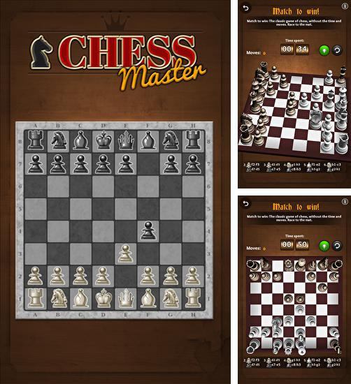 In addition to the game Real chess for Android phones and tablets, you can also download Chess master 3D for free.