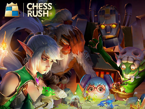 Chess rush poster