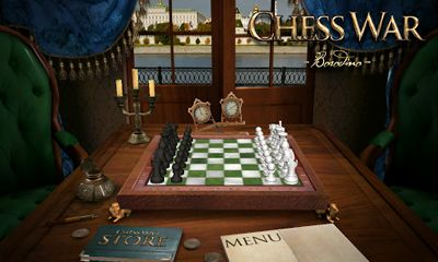 Chess War: Borodino screenshot 1
