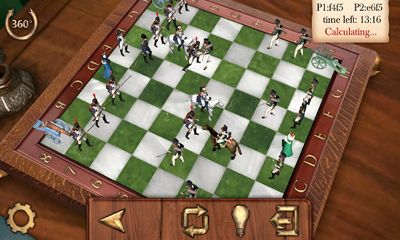 Chess War: Borodino скриншот 5