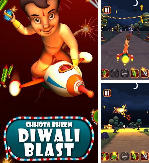 In addition to the game Doraemon Fishing 2 for Android phones and tablets, you can also download Chhota Bheem: Diwali blast for free.