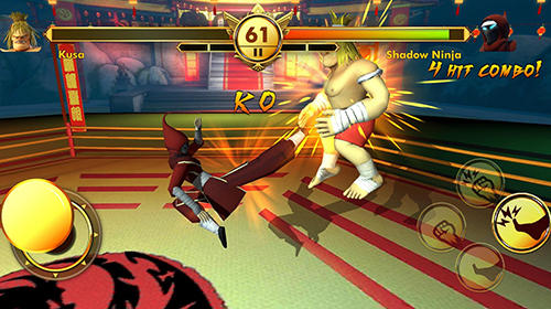 玩安卓版Chhota Bheem: Kung fu dhamaka. Official game。免费下载游戏。