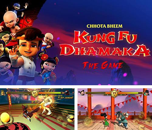 Chhota Bheem: Kung fu dhamaka. Official game