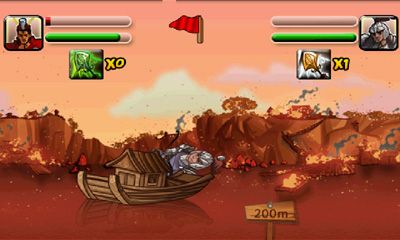 Screenshots do Chibi War II - Perigoso para tablet e celular Android.