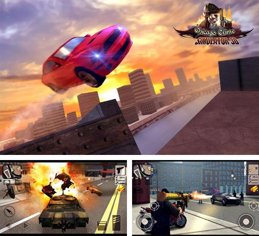 In addition to the game Chicago crime simulator 3D for Android, you can download other free Android games for Manta MID709.