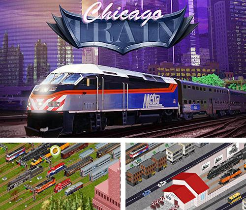 Chicago train: Idle transport tycoon