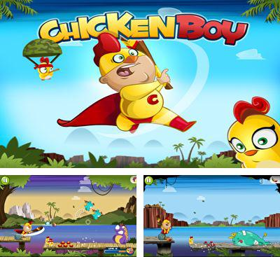 In addition to the game Run, Time Chicken! for Android phones and tablets, you can also download Chicken boy for free.