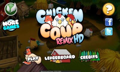 Download Chicken Coup Remix HD Android free game.