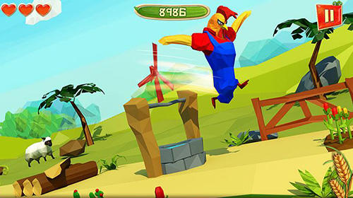 Juega a Chicken escape story 2018 para Android. Descarga gratuita del juego Historia del escape de pollo 2018.