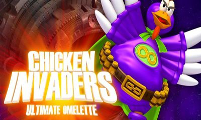 Chicken Invaders 4 обложка
