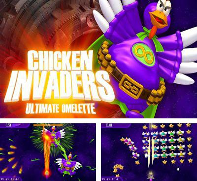 download chicken invaders 3 apk full