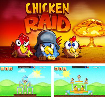 In addition to the game Down With The Ship for Android phones and tablets, you can also download Chicken Raid for free.