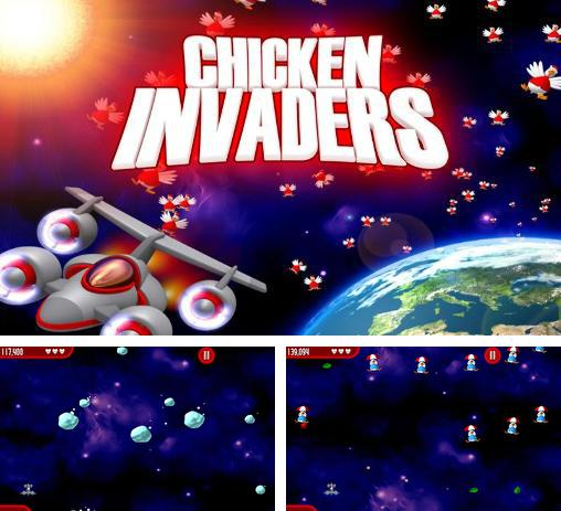 Zusätzlich zum Spiel Fröhliche Schlange für Android-Telefone und Tablets können Sie auch kostenlos Chicken shoot: Xmas. Chicken invaders, Chicken Shoot: Xmas. Chicken Invaders herunterladen.