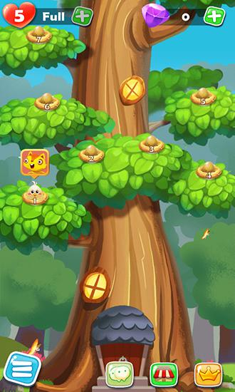 Screenshots von My Grumpy: Virtual pet game für Android-Tablet, Smartphone.