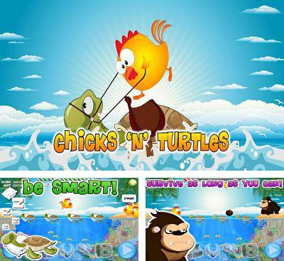 In addition to the game Exhaust Thing for Android phones and tablets, you can also download Chicks and Turtles for free.
