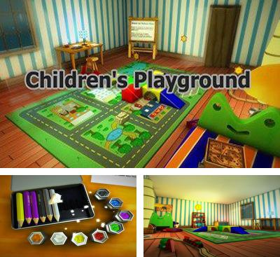 In addition to the game Asteroid Impacts for Android phones and tablets, you can also download Children's Playground for free.
