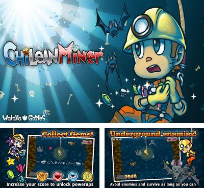 In addition to the game Magical Magic for Android phones and tablets, you can also download Chilean Miner for free.