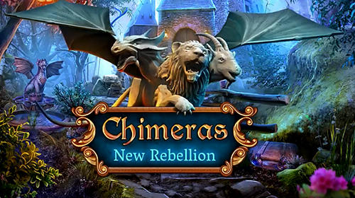 Chimeras: New rebellion. Collector's edition poster