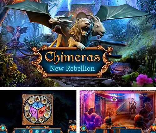Chimeras: New rebellion. Collector's edition