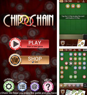 In addition to the game Tower Defense 3D - Fantasy for Android phones and tablets, you can also download Chip Chain for free.