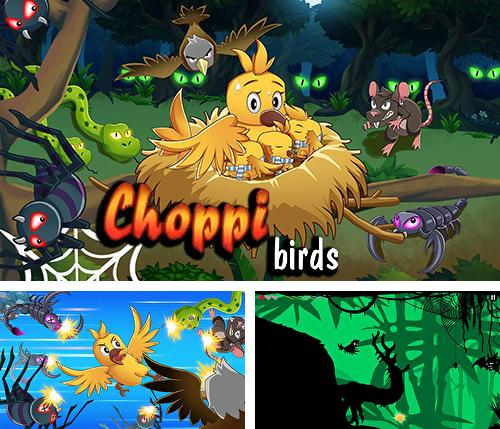 Choppi bird