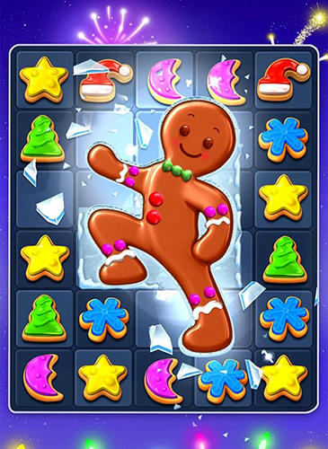 Christmas cookie screenshot 1