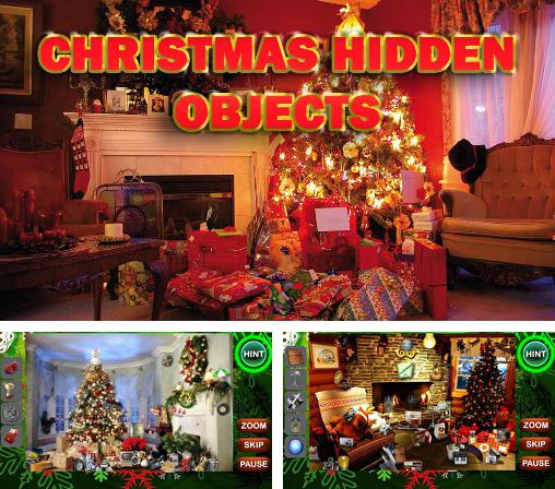 Christmas: Hidden objects