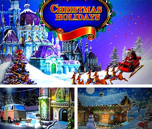 Christmas holidays: 2018 Santa celebration