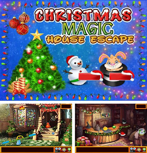 In addition to the game Football unleashed with Patrick Willis for Android phones and tablets, you can also download Christmas: Magic house escape for free.
