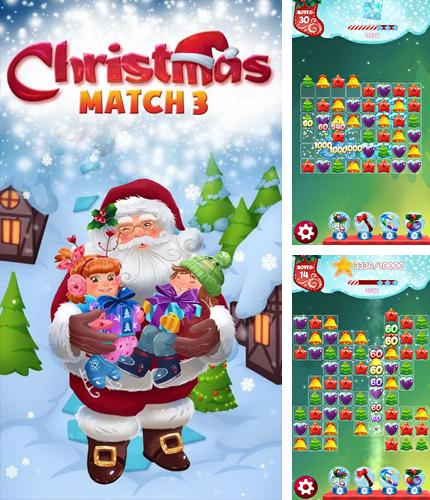 Christmas match 3: Puzzle game