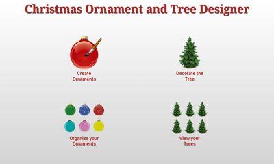 Christmas Ornaments and Tree screenshot 1