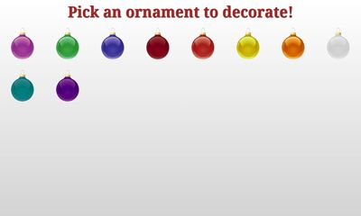 Christmas Ornaments and Tree screenshot 2