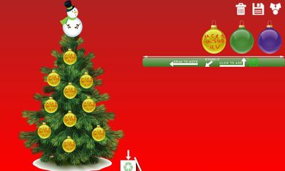 Christmas Ornaments and Tree screenshot 5
