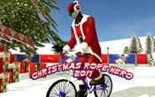 Christmas rope hero 2017 APK
